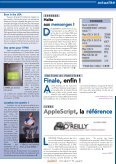 A vos MAC - Le magazine des astuces sur Macintosh et des ... - Free - Page 5