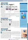 A vos MAC - Le magazine des astuces sur Macintosh et des ... - Page 5