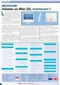 A vos MAC - Le magazine des astuces sur Macintosh et des ... - Page 2