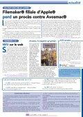 A vos MAC - Le magazine des astuces sur Macintosh et des ... - Page 3