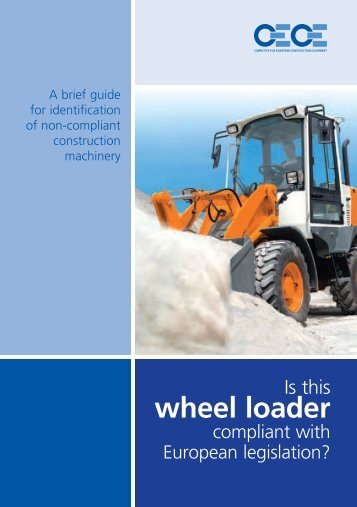 wheel loader - Market Surveillance | Industry's Support Platform