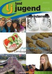 Oberösterreich - Ausgabe 01/2013 - Landjugend Österreich