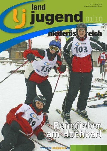 Niederösterreich Ausgabe 01/2010 - Landjugend Österreich