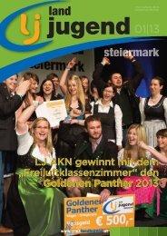 Steiermark - Ausgabe 01/2013 - Landjugend Österreich