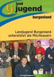 land Landjugend Burgenland unterstützt die ... - madergrafisch