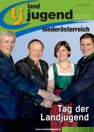 Niederösterreich Ausgabe 02/2010 - Landjugend Österreich