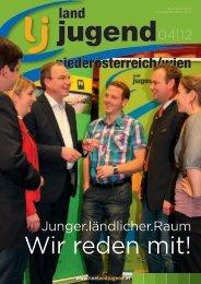 Niederösterreich - Ausgabe 04/2012 - Landjugend Österreich