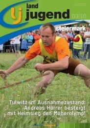 Steiermark Ausgabe 03/2010 - Landjugend Österreich