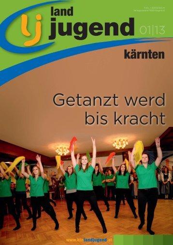 Kärnten - Ausgabe 01/2013 - Landjugend Österreich