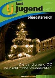 LJ-Zeitung 04.2012 - Landjugend Oberösterreich