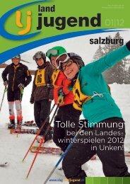 Salzburg - Ausgabe 01/2012 - Landjugend Österreich