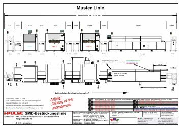 Muster Linie - ANS -answer elektronik- Service