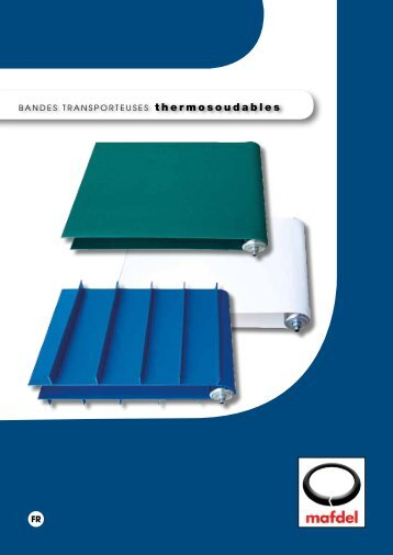 BANDes TRANsPORTeUses thermosoudables - MAFDEL