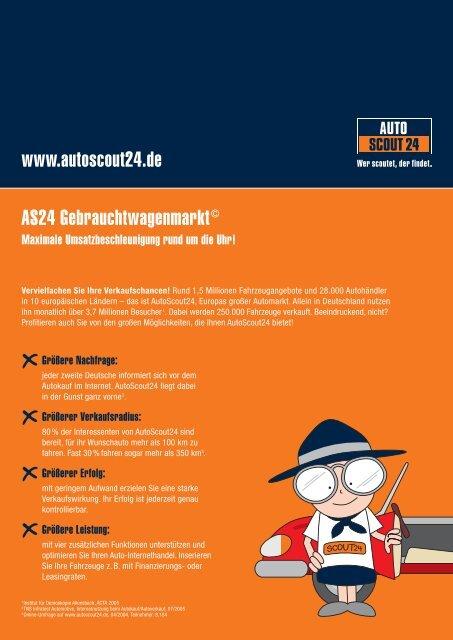 Autoscout24 de deutschland