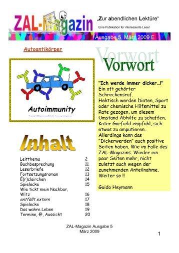 als pdf - ZAL-Magazin