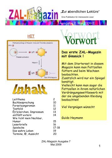 HIT - ZAL-Magazin