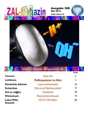 Magazin als pdf (externe Version) - ZAL-Magazin