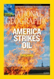 National Geographic - March 2013 / USA