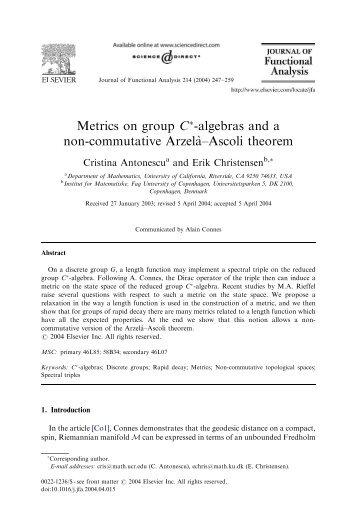 pdf избранные вопросы курса