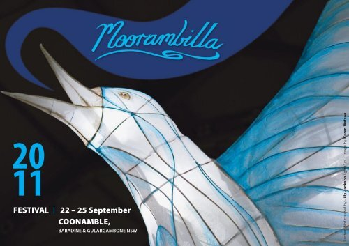 FESTIVAL I 22 ? 25 September COONAMBLE - Leichhardt Espresso ...