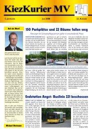 KiezKurier MV - CDU Reinickendorf