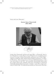 Janusz Jerzy Charatonik 1934–2004