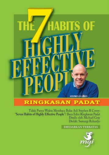 7 - Habits - Download Makalah