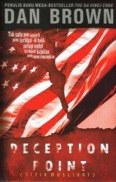 Dan Brown - Deception Point (Titik Muslihat - Indonesia) - guns-project