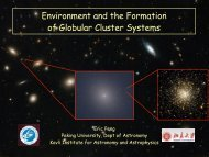 Environment and the Formation of Globular Cluster Systems