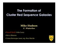 Red galaxies - Galaxy Evolution and Environment