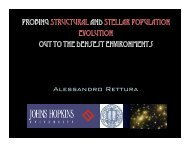 Probing structural and stellar populations evolution out to the ...