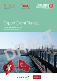 Export Event Turkey.