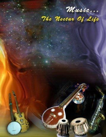 Music-The Nectar of Life - Mandhata Global