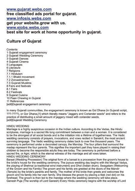 Gujarati Culture Mandhata Global