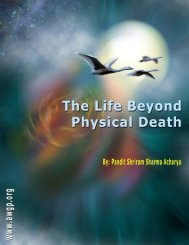 The life beyond physical death - Mandhata Global