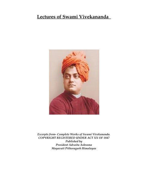 Manual Glimpses Of Swami Vivekanandas Heroic Struggle