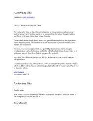 Ashtavakra Gita Version 2 (translated by John ... - Mandhata Global