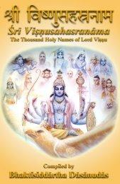 (comprehensive), The Thousand Holy Names of ... - Mandhata Global