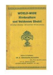 World-wide Hinduculture.pub - Mandhata Global