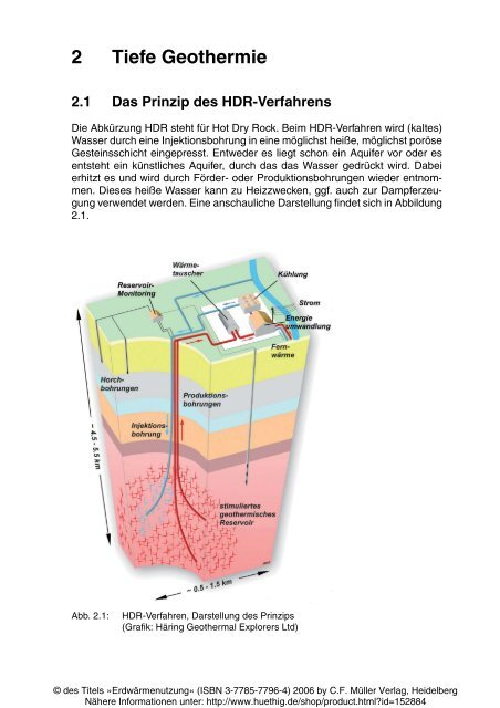 2 Tiefe Geothermie