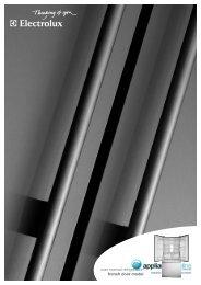 user manual refrigeration french door model - Appliances Online