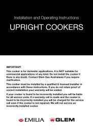 UPRIGHT COOKERS - Appliances Online