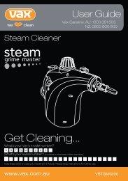 VSTGM1200 User Manual - Appliances Online