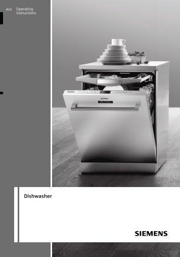 Dishwasher - Appliances Online