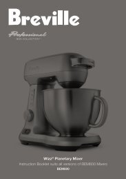 Wizz® Planetary Mixer - Appliances Online