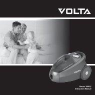 Vortex U4015 Instruction Manual - Appliances Online