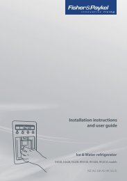 Installation instructions and user guide - Kelvin Electric Trading Co ...