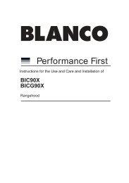 BIC90X BICG90X - Appliances Online