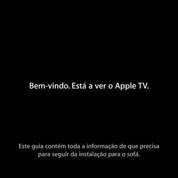 Apple TV Setup Guide - Support - Apple