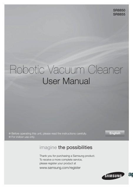 Robotic Vacuum Cleaner - Appliances Online